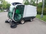 全国排名首位 电动扫地车厂家 济宁小林清洁型号齐全