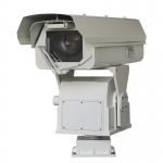 新余市可见光云台摄像机 一体化智能防抖云台摄像机