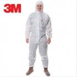 質量超好的勞保防靜電服 連體帶帽化學防護服 防化服