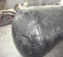 打混凝土桥梁板用充气橡胶气囊 桥梁板充气气囊