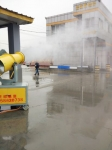 建筑工地降尘雾炮机=降尘喷雾机=四川降尘雾炮