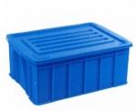 绵阳同荣塑料周转箱 HF-C 4号封闭式周转箱