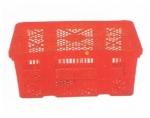 甘孜州同荣塑料周转筐 5号水果包装筐 塑料周转筐