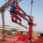 江苏扬州小型布料机 12米混凝土布料机