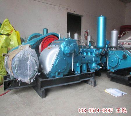 鄂尔多斯BW150泥浆泵 BW250型三缸泥浆泵