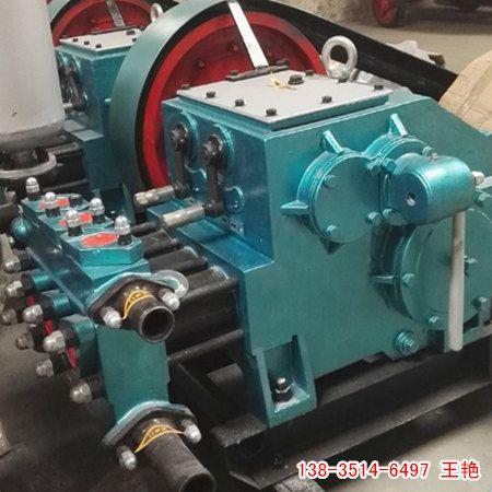 常州小型卧式泥浆泵 三缸注浆机