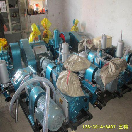 浙江地质勘探泥浆泵 矿用防爆泥浆泵厂家