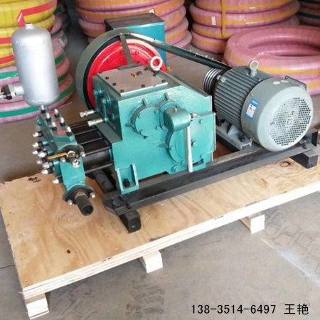 渭南BW250泥浆泵 3NBB系列煤矿用泥浆泵