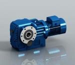厂家直销K系列螺旋锥齿轮减速机