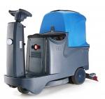 江阴驾驶式小型洗地车免费试机|车间地面清洁设备