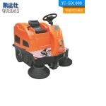 重慶室外专用洗地机 凱達仕YC-SD1400中型驾驶式掃地車