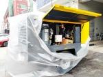 阿特拉斯·科普柯中型移動式空氣壓縮機XAXS600C