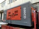 志高S95CD柴油固定式空压机