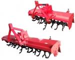 拖拉机后挂农用四轮旋耕机果园偏挂式除草旋耕机