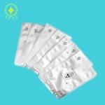 浙江萧山生产定制三边封铝箔袋防静电包装真空袋