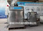 汉科直销50型肉制品烟熏炉 豆制品加工小型烟熏设备