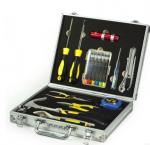 开拓 17件家用维修五金工具组合套装 家用手动工具组合套装0
