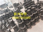 机制铸铁管代理:供应北京市划算的铸铁管