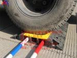 PVC线槽板规格 过车碾压线槽板 电缆线槽保护板
