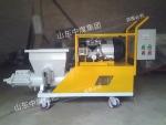 干粉砂漿噴涂機適應噴涂材料 技術參數