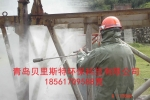 郴州贝里斯特600公斤清洗公司钢结构去铁锈高压清洗机