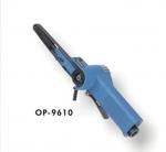 供應OP-9610氣動砂帶機,砂布環帶機,宏斌氣動工具
