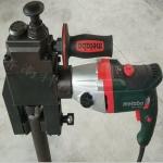 5擋調速管子坡口機麥太保進口小管徑管子倒角機