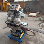 河南濮陽鋼結構金屬加工自動行走平板銑邊機