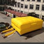 北京进口优质款突发救生紧急逃生气垫