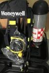 霍尼韦尔消防地震C900空气呼吸器物资