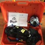 国产救援作业正压式空气呼吸器