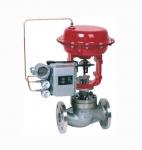 ZJHP-16C DN25气动薄膜调节阀 气动单座调节阀