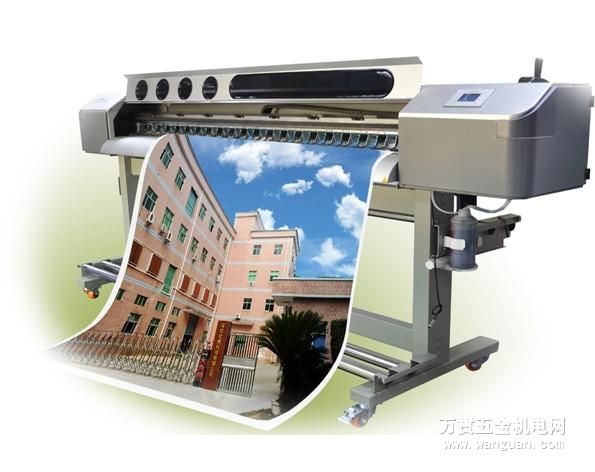 压电写真机mt-j18s1户外写真机武腾写真机