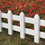 孝感PVC护栏|孝昌花坛护栏|湖北PVC护栏厂家|草坪护栏