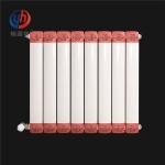 7575銅鋁復合柱翼型散熱器傳熱系數