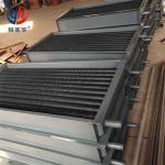 dn50-60钢制高频焊翅片管散热器