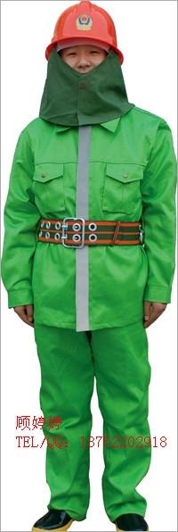 供应消防员灭火防护服,消防战斗服, 消防检测报告