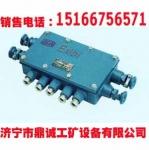 矿用通讯电缆接线箱JHH矿用防爆通讯电缆接线盒