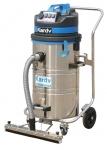 凯德威DL-3078P 推吸工业吸尘机