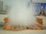 湖北十堰建筑工地渣土车洗车台,洗轮机HR-110