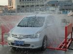 煤矿工地运输车辆清洗洗轮机HR-100