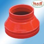 捷耐特 供应绿兵船沟槽异径管 品质保证 质量优