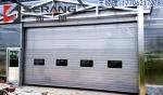 南京分節式不銹鋼提升門