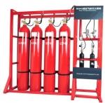 IG541混合氣體自動滅火系統