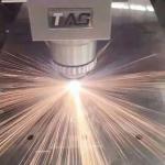 光纖激光切割機高科技元素強大的發展潛力