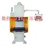 上海精密伺服液压机压装机20吨