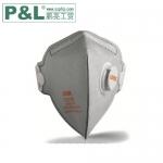 优唯斯UVEX 8733220折叠式防尘口罩 优唯斯3220