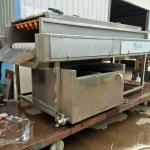 PG-6米平辊清洗机 海鲜贝类清洗机 海蛎子清洗机