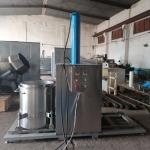 單桶壓榨機 酒糟壓榨機 精華提取設備