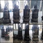 临沧吸沙泵 快速吸沙泵 潜水杂质泵